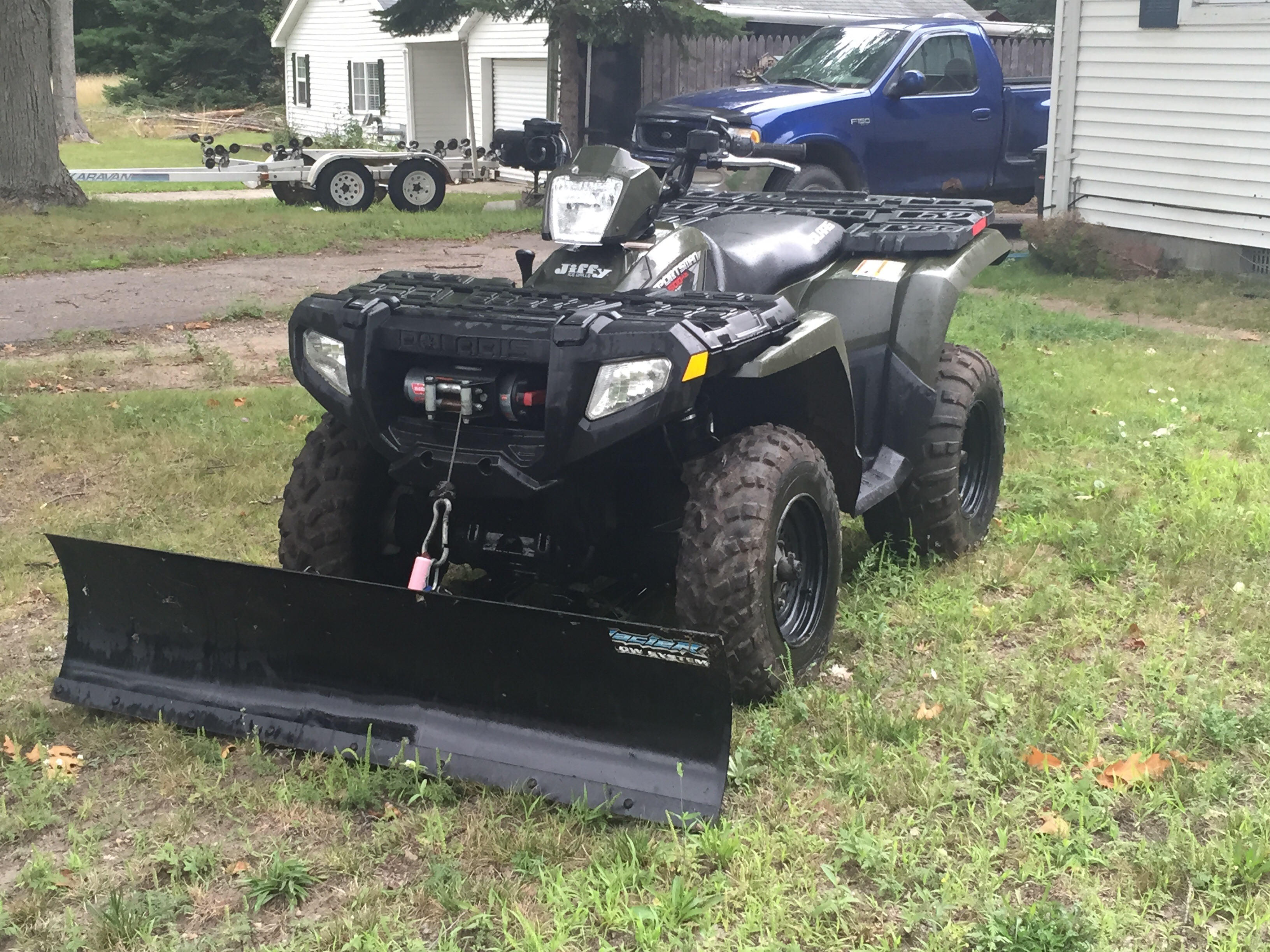 2009 polaris sportsman 500 ho 4x4 michigan sportsman online michigan hunting and fishing. Black Bedroom Furniture Sets. Home Design Ideas
