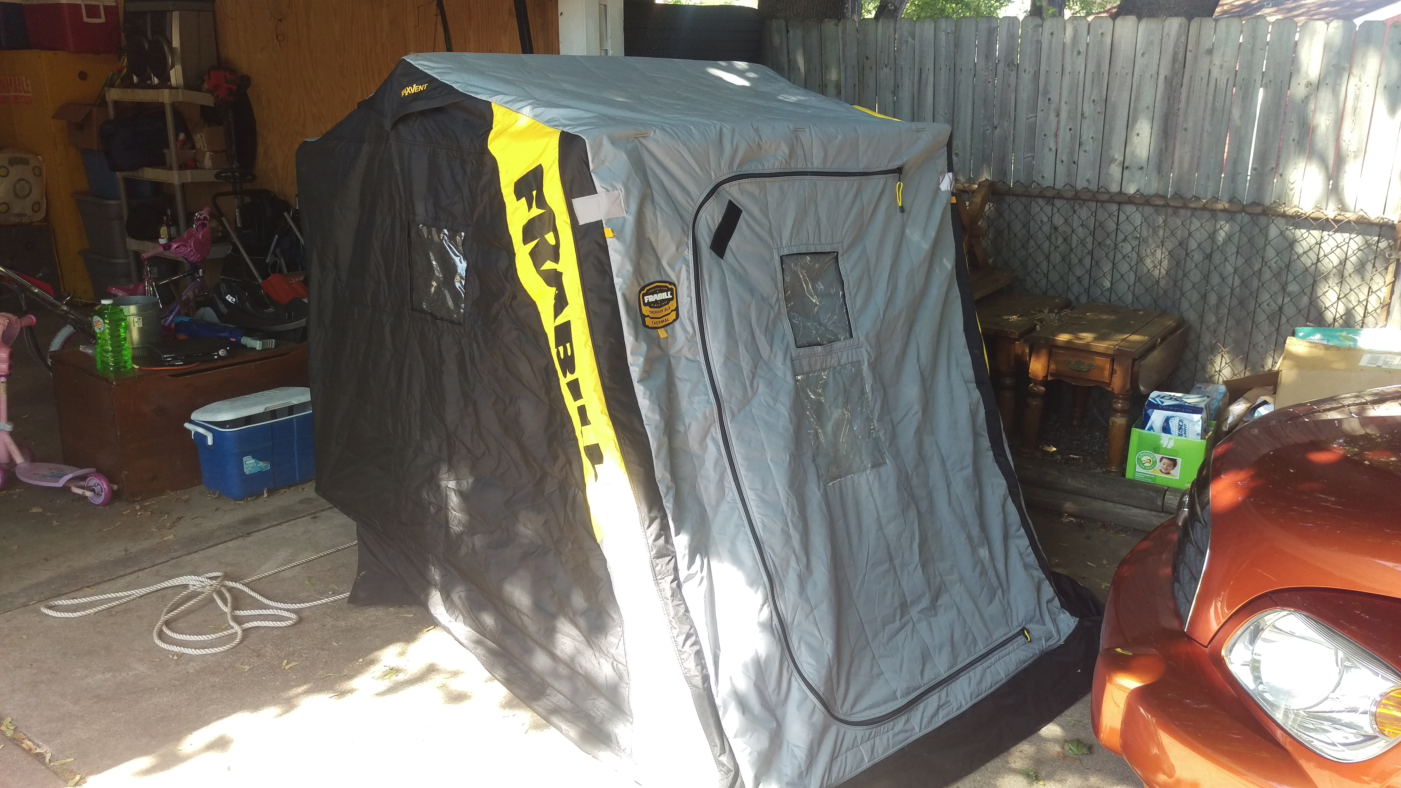 Frabill two man ice shack : Nike discounted
