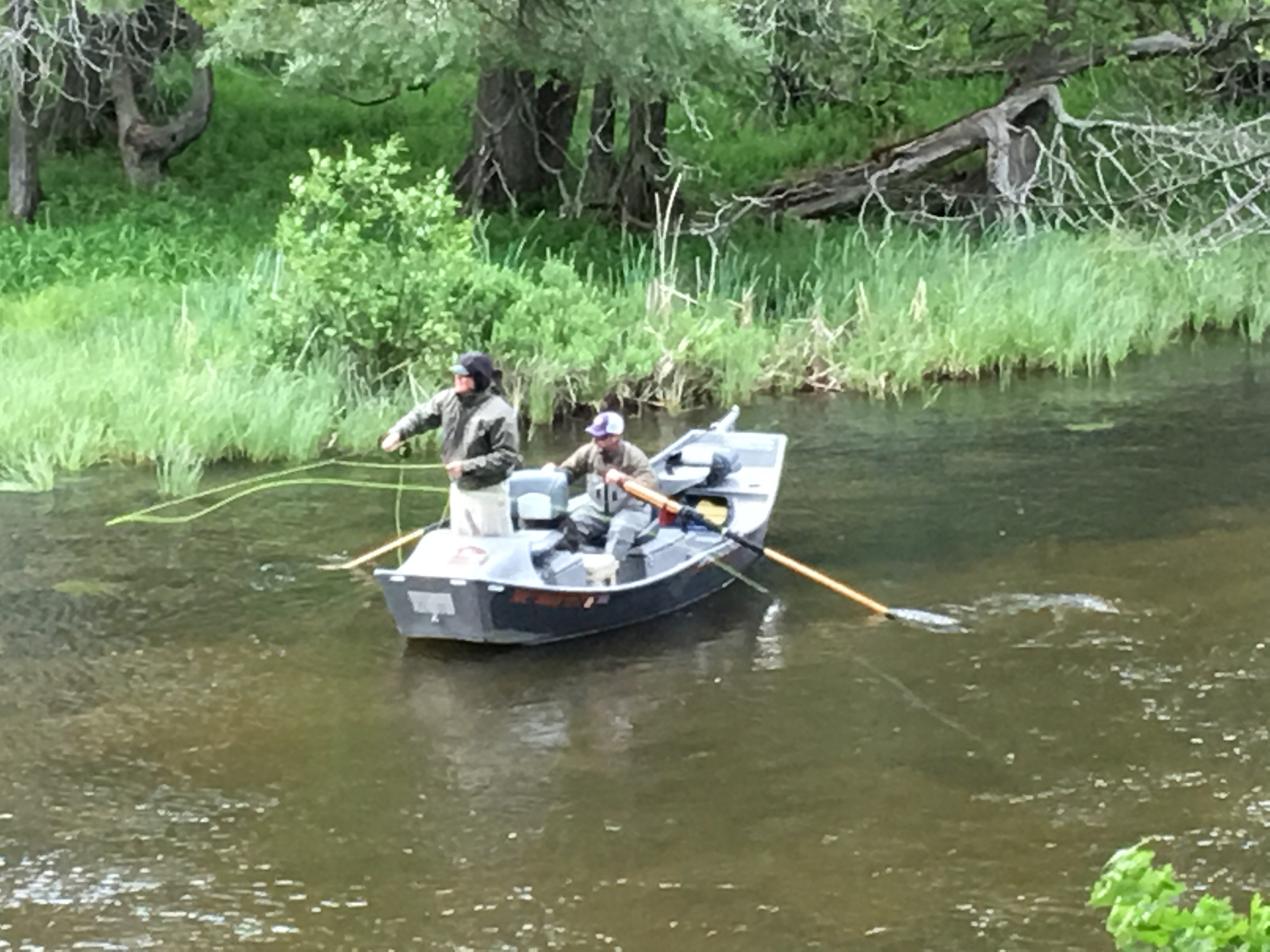Manistee report michigan sportsman online michigan for Hunting and fishing forecast