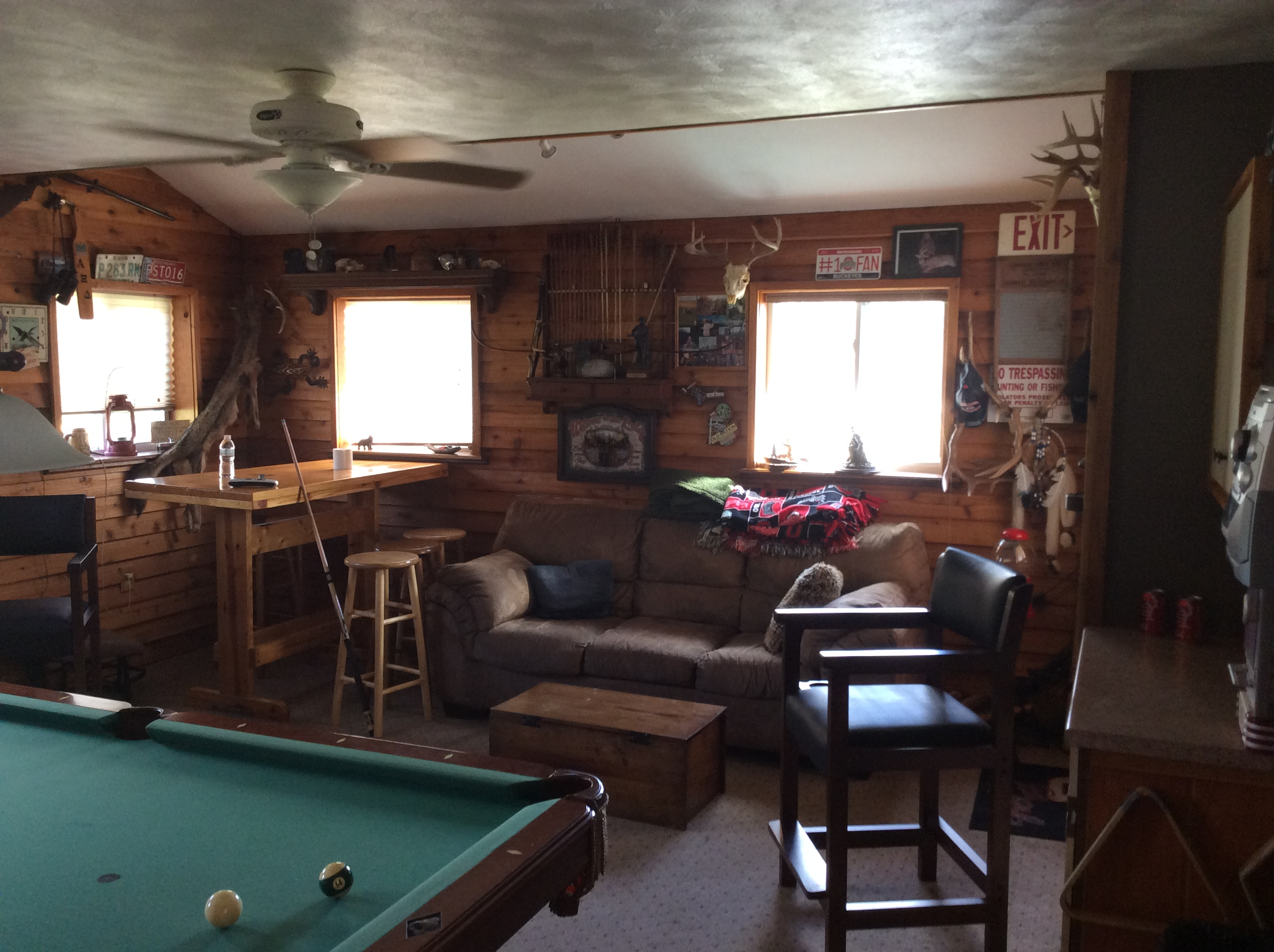 Let S See Your Pole Barn Amp Man Cave Michigan Sportsman
